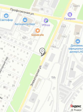 Эко Сервис на карте