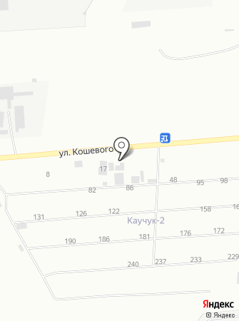 БашКовка на карте