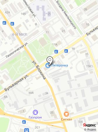 Автодукан на карте