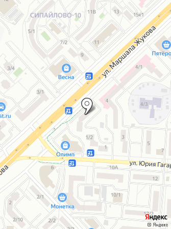 Бакинская Чайхана на карте