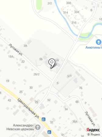 Блок-сервис на карте