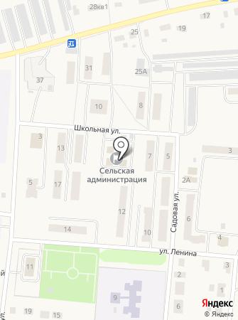 Библиотека Бершетского сельского поселения на карте