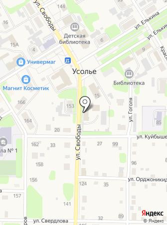 Почта России, ФГБНУ на карте
