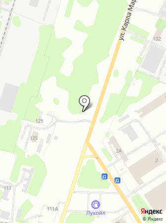 Компания по автоэвакуации на карте