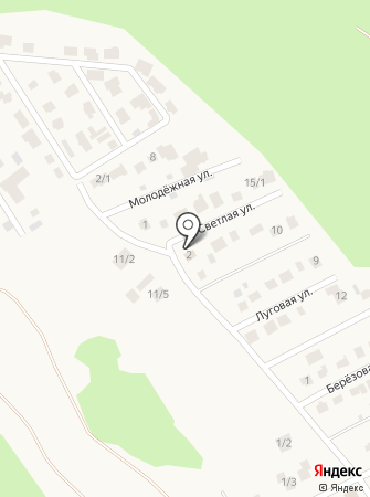 Апартаменты для отдыха на карте