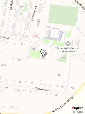 Краснобашкирский сельский дом культуры на карте