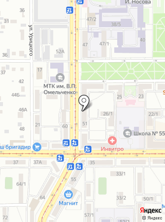 GOкофе на карте