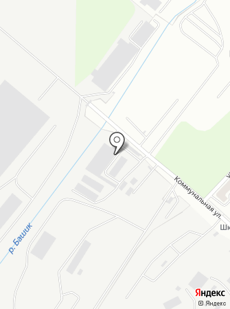 ОВДО, ЗАО на карте