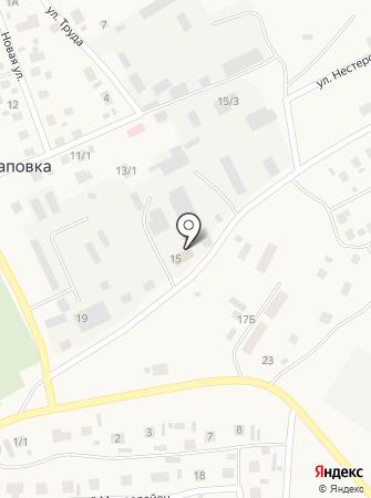 Отдел ГИБДД по Агаповскому району на карте