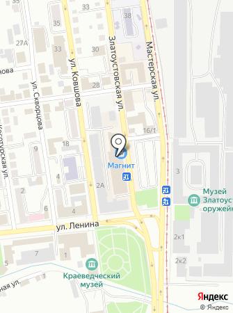 Новая Пивная на карте