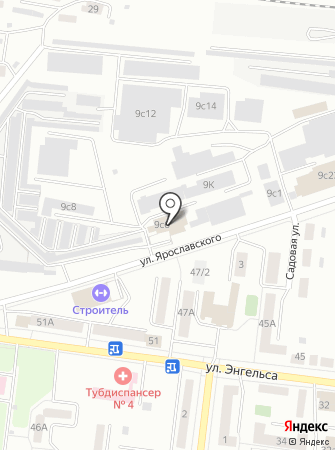 Webasto на карте