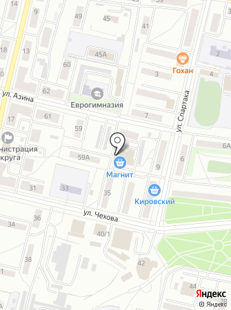 Ковры на карте