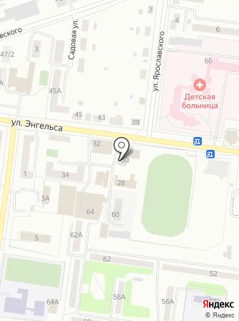 АвтоMAXI на карте