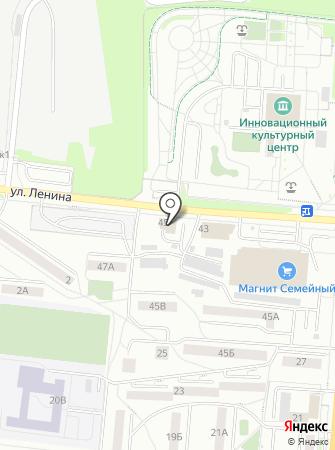 Элита на карте