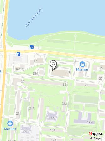 1000 и 1 Тур-Первоуральск на карте
