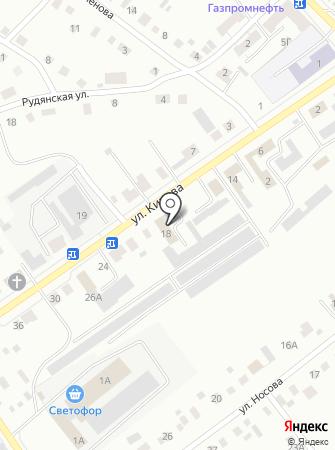 ДОРСЕРВИС-НТ на карте