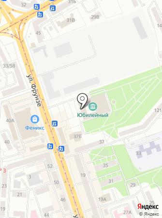 ЮЛА-АРТ на карте