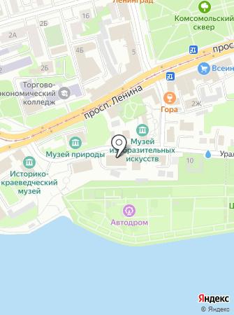 УралСпецСтрой на карте