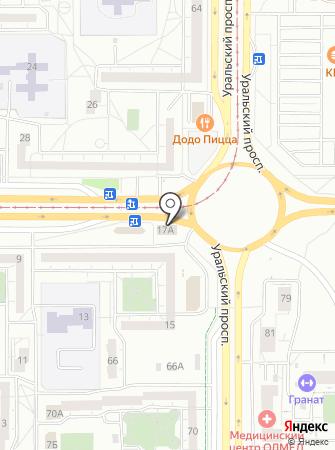 Prima Donna на карте