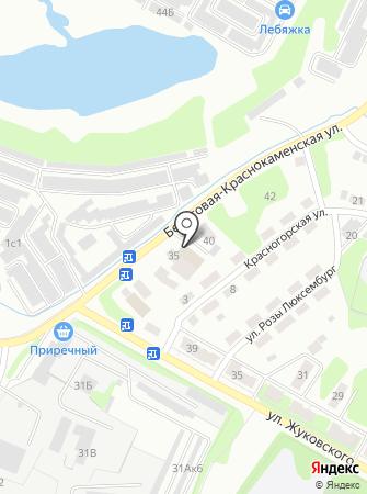 Г.Р.О.М. на карте