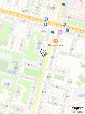 Стройавтоматизация на карте