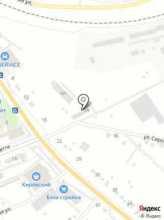 Коленвал на карте