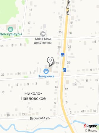 Магазин №6 на карте