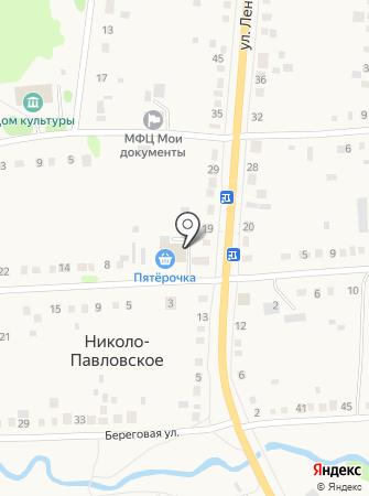 Магазин №5 на карте