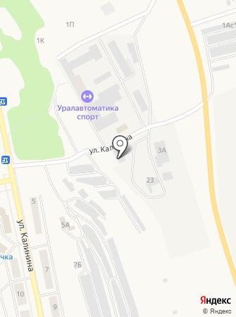 Капитал на карте