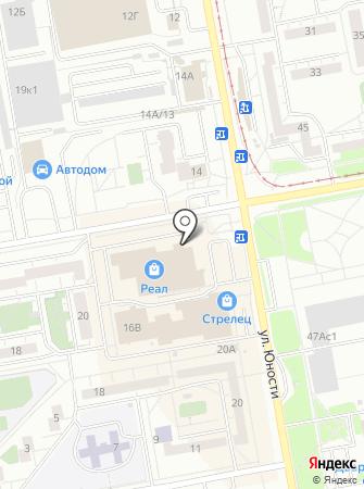 Сашуля на карте