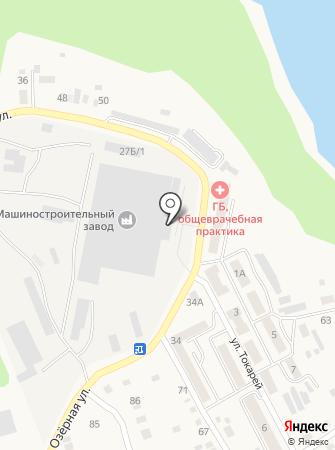 Дегтярский Машиностроительный Завод, ЗАО на карте
