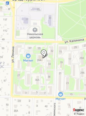 Bella на карте