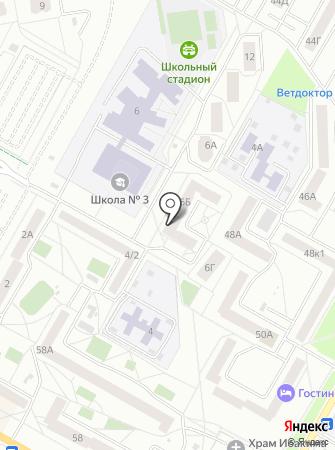 Арм-Мед Здороьве на карте