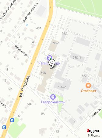 СпецТрансАвто на карте