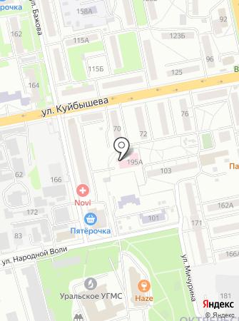 БЕОМЕД-ДЕНТ на карте
