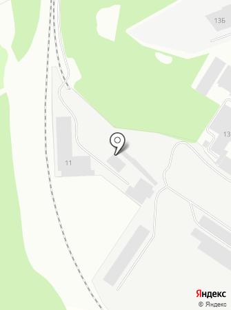 МЕБЕЛЬСОН на карте