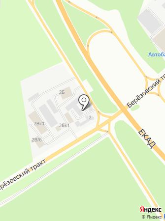 СТС-Комплект на карте