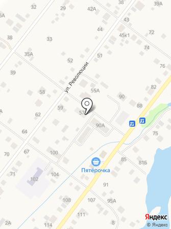 Магазин №11 на карте
