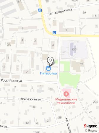 Приход во имя Святой Равноапостольной Великой княгини Ольги на карте
