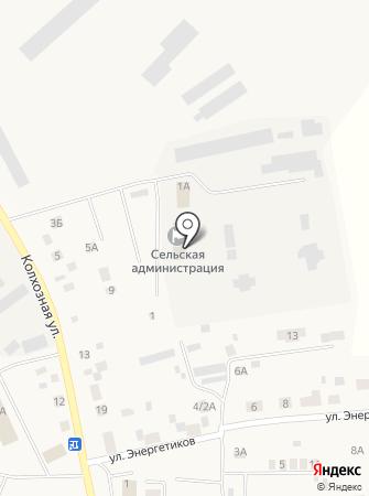 Администрация с. Патруши на карте