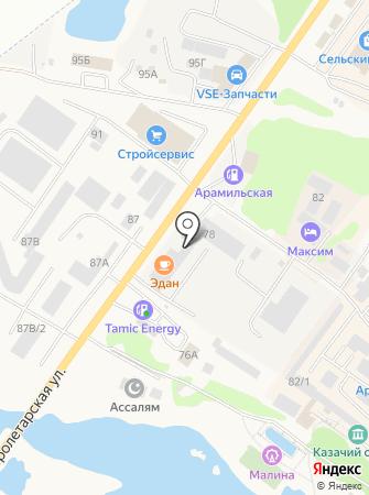 Автотехсервис Плюс на карте