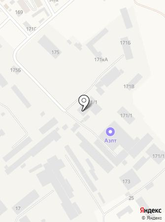 Унимаш на карте
