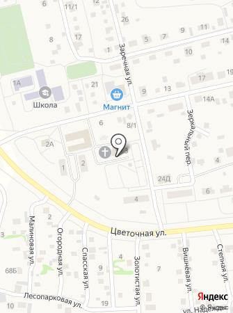 Почтовое отделение №512 на карте