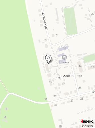 Спецстрой на карте