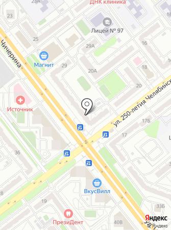 Alexa на карте
