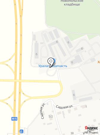 ЮжУралУпакКомплект на карте