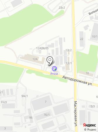 Sbs-Auto на карте