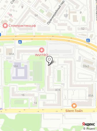 СИТИГЛАСС на карте