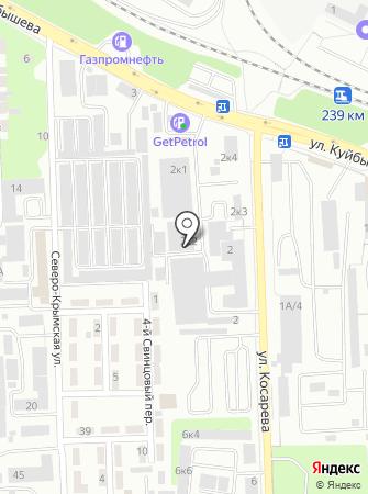 Автолак на карте