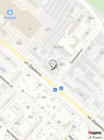 Производственная фирма Автофлагман на карте